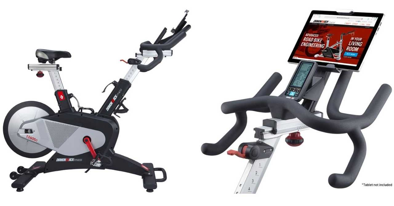 Image: Diamondback Fitness 1260Sc Spin Bike