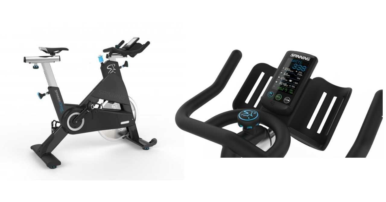 Image: Spinner Chrono Power spin bike