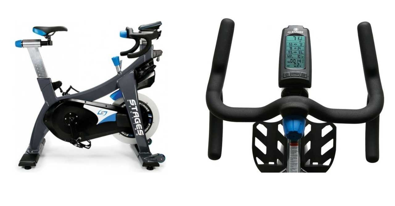 Image: Stages SC3 indoor cycling bike