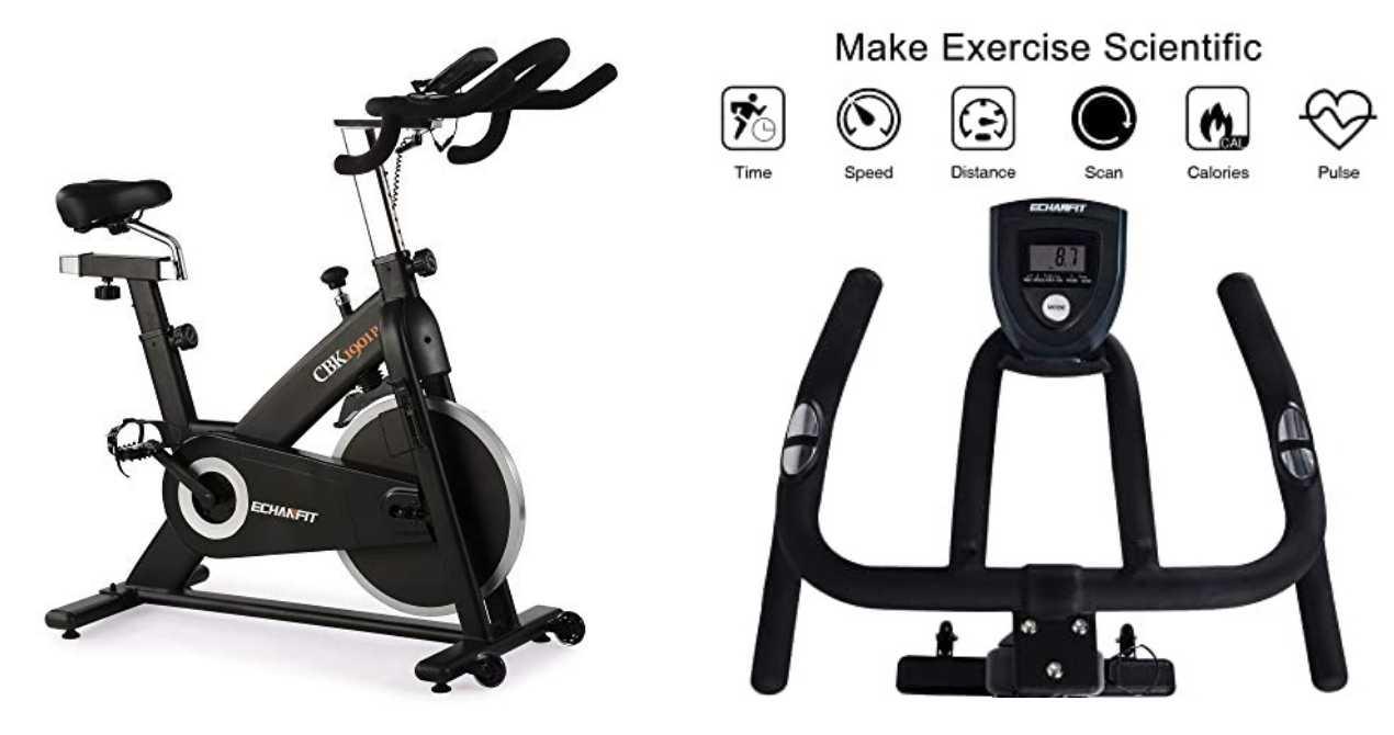 echanfit active indoor cycle review