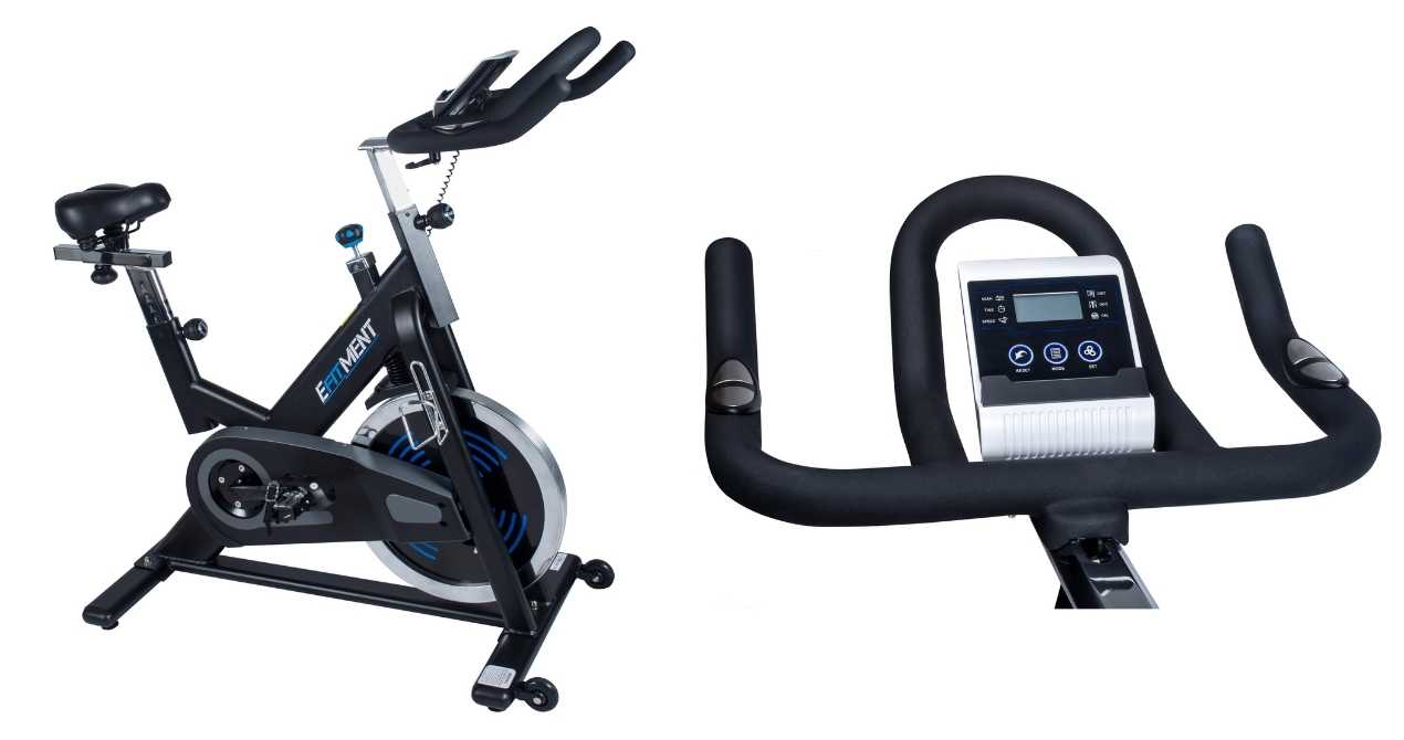 Efitment IC031 spin bike review