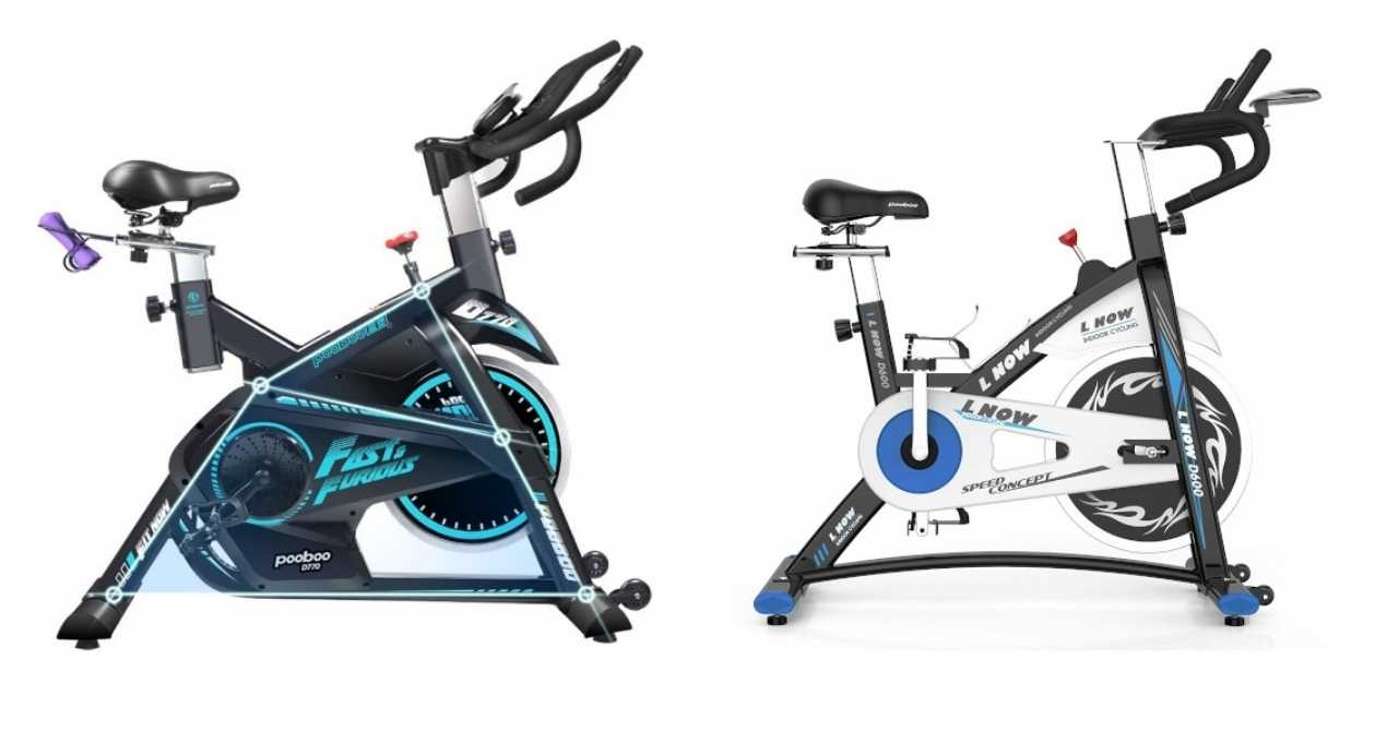 poboo l now spin bike reviews and comparison