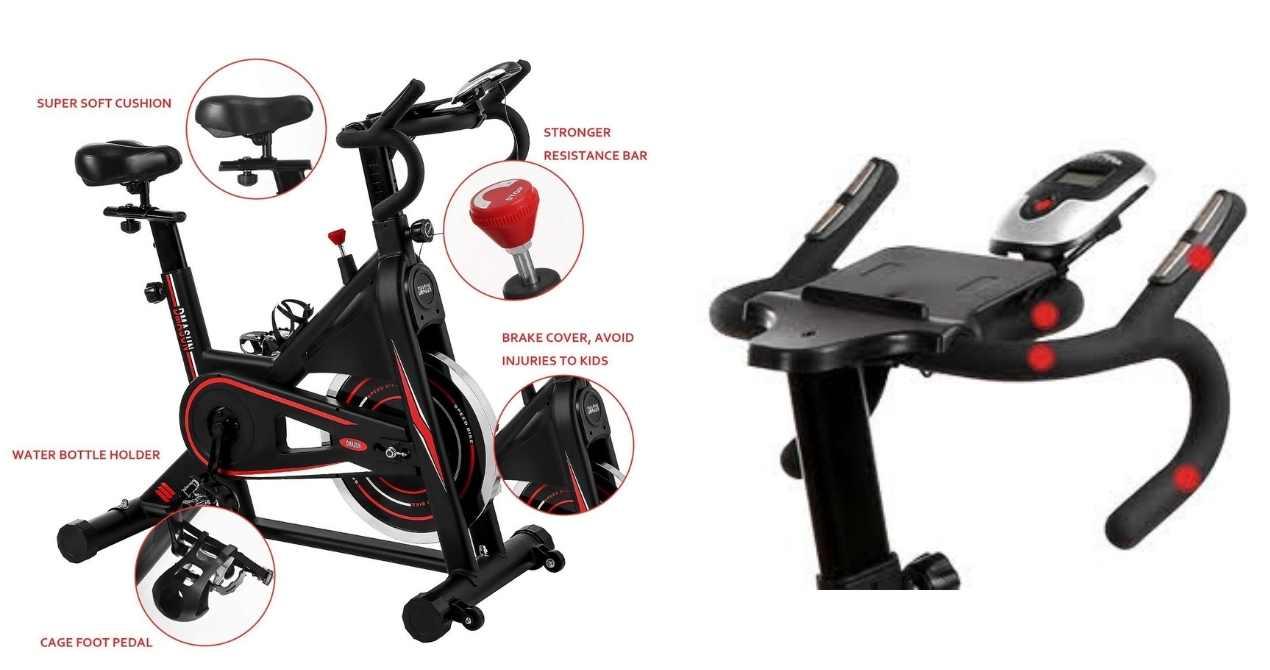 Dmasun spin bike review