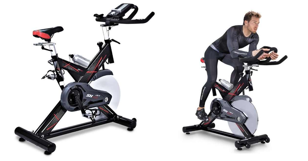 sportstech sx400 spin bike