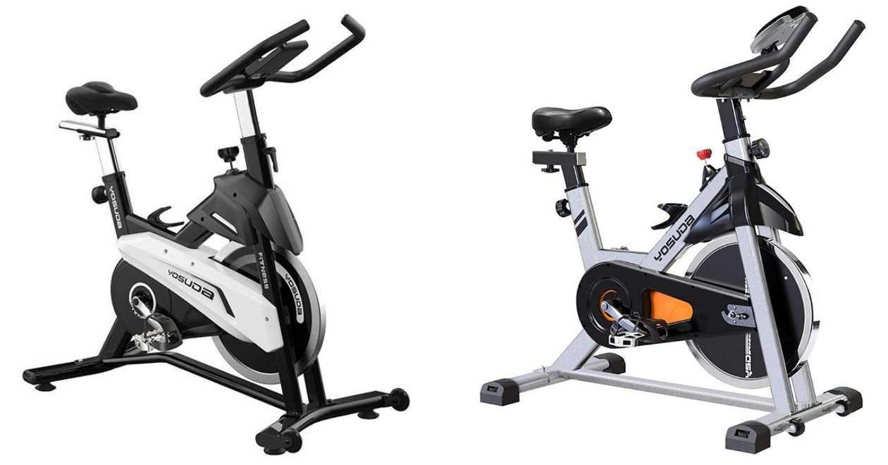 yosuda spin bikes comparison and reviews