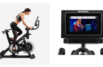 Image: NordicTrack S15i indoor cycling bike review