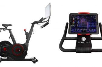 Image: Echelon Smart Connect EX5s Spin Bike