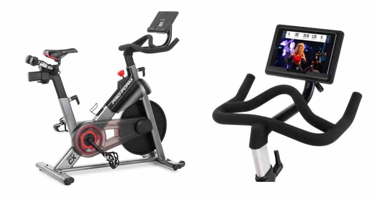 Image: ProForm Carbon CX indoor cycle review