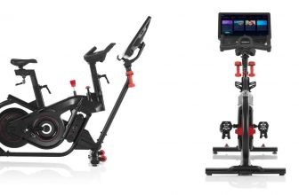 Image: Bowflex Velocore 22 indoor cycle