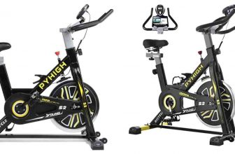 Image: Pyhigh S2 spin bike review